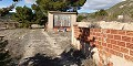 3 Bedroom Cave House and Garage For Renovation  in Inland Villas Spain
