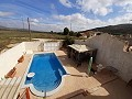 Townhouse in a small hamlet close to Pinoso. in Inland Villas Spain