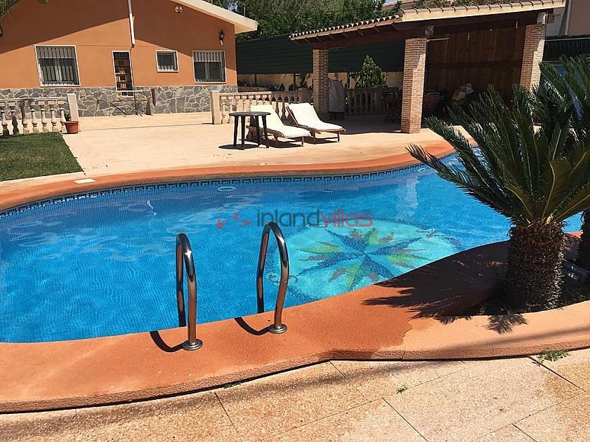 High quality villa walking distance to Novelda in Inland Villas Spain