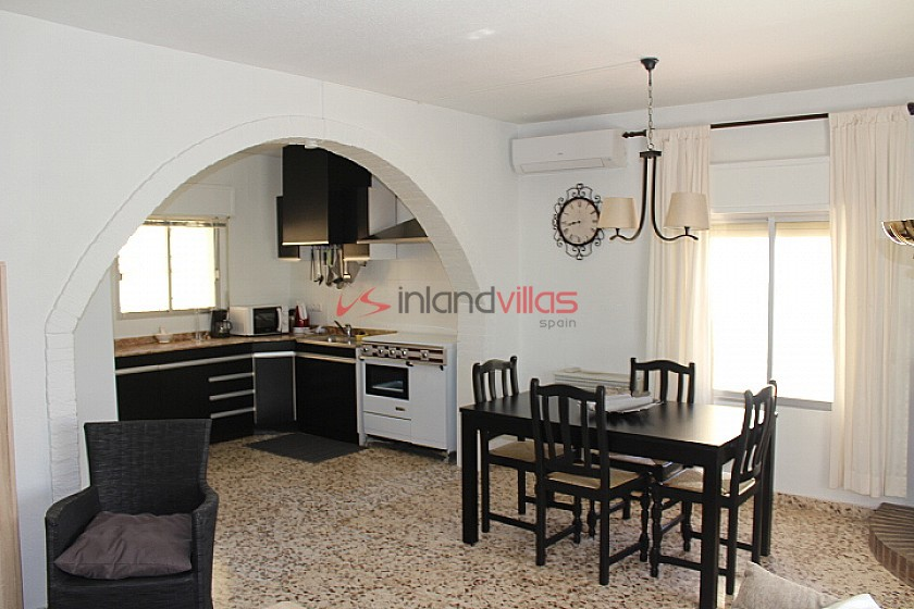 Pretty little house very close to the Fortuna thermal baths in Inland Villas Spain