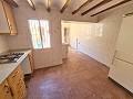 Restoration Project in Casas del Senor RTB option in Inland Villas Spain