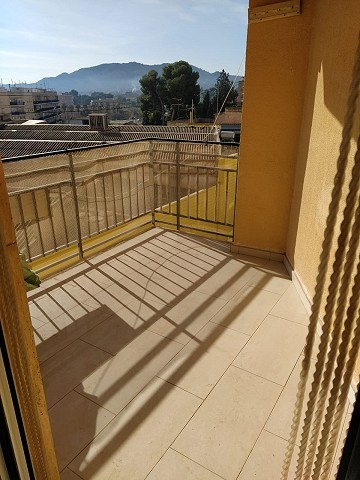 Third floor apartment in Monovar with a lift