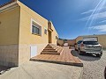 3 Bed Modern house with all en-suite bedrooms and pool in Inland Villas Spain